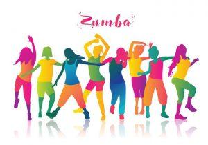Zumba en Club del Bosque